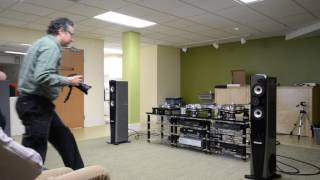 Pacific Northwest Audio Society May 2017 Meeting with Mat Weisfeld of VPI Part 12