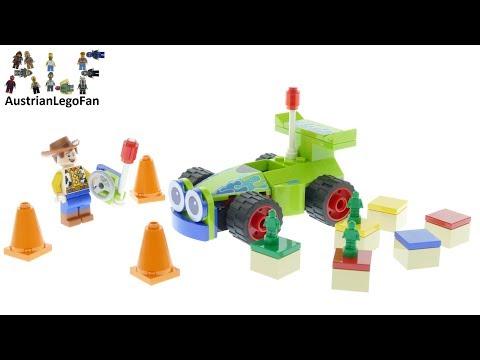 Vidéo LEGO Toy Story 10766 : Woody et RC