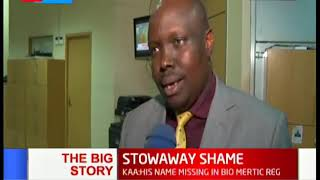 Stowaway shame | The Big Story