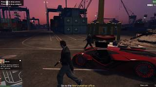 GTA 5 Online - Madrazo Dispatch Service update - Dispatch II contact mission