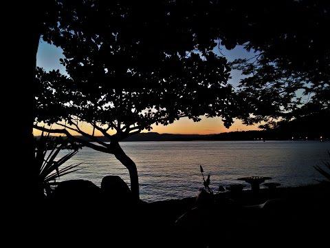 Pôr do sol em Santo Antônio de Lisboa - blog 035