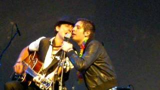 Carl Barât & Adam Green - What A Waster @ Centre Pompidou
