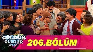 Güldür Güldür Show 206.Bölüm (Tek Parça Full HD)