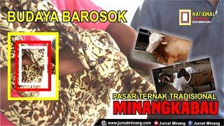 Pasar Tradisional Minangkabau – BUDAYA BARASOK