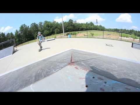 Deerlick Skatepark Minitage