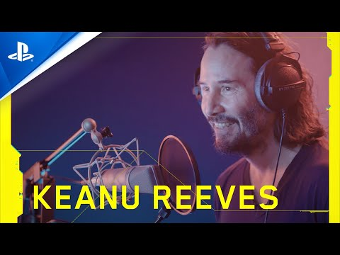 Behind the Scenes: Keanu Reeves