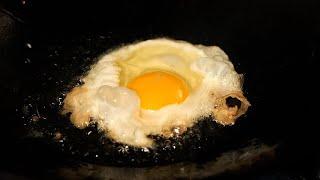 CNN선정 세계에서 가장 맛있는 음식 2위 나시고렝 볶음밥 / indonesian style fried egg chicken rice – nasi goreng