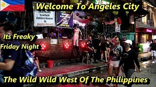 WELCOME TO ANGELES CITY - THE WILD WILD WEST OF THE PHILIPPINES