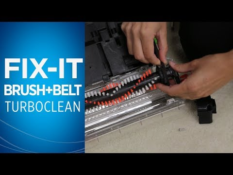 How to Maintain the Brush Roll & Belt on your TurboClean/PowerForce PowerBrush Video