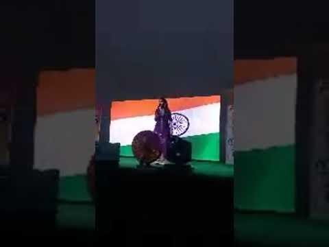 Rupaiya live on stage