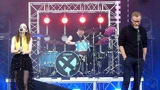 CHVRCHES (Feat. Matt Berninger) - My Enemy (Live)