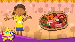 Bạn có thích pizza không? Tôi thích bánh pizza. (Theo ý thích) - bài hát đáng yêu tiếng Anh