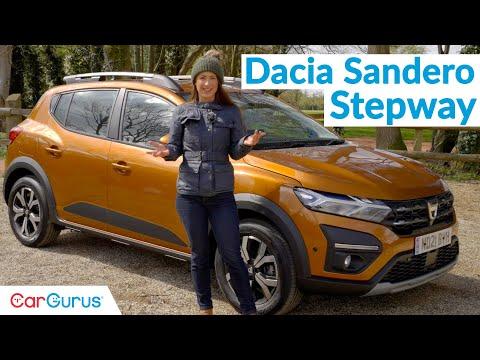 Dacia Sandero Stepway 2021 Review: Cheap and cheerful?   CarGurus UK