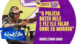 FUGA DO DANIELZINHO GRAU – #ParçasZilla (KondZilla)