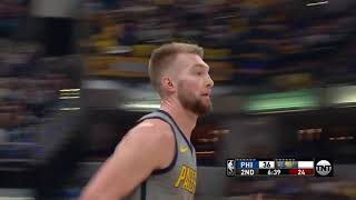 3rd Quarter, One Box Video: Indiana Pacers vs. Philadelphia 76ers