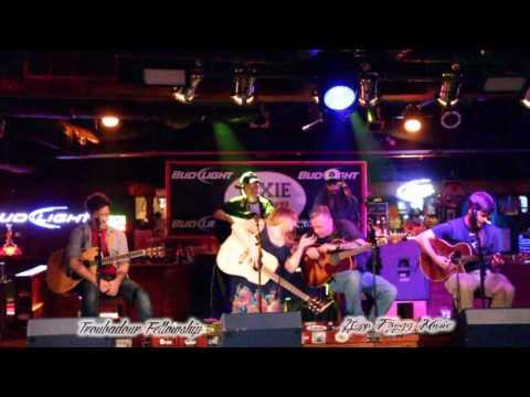 "Brian Revels LIVE at ""Kelleye Troup's"" Troubadour Fellowship"