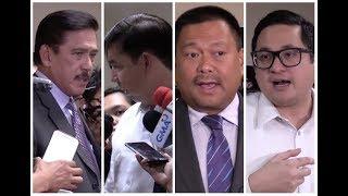 Senators, security officials meet on martial law extension in Mindanao