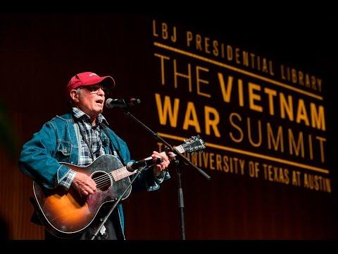 The Vietnam War Summit: Country Joe McDonald Performs