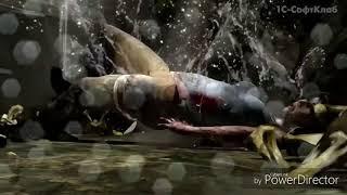 Tomb Raider (fanvideo) Fearless-Tule Лара Крофт фанвидео, клип,