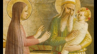 2 Febbraio. Presentazione al Tempio di Gesù