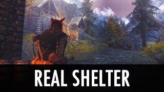Skyrim Mod: Real Shelter