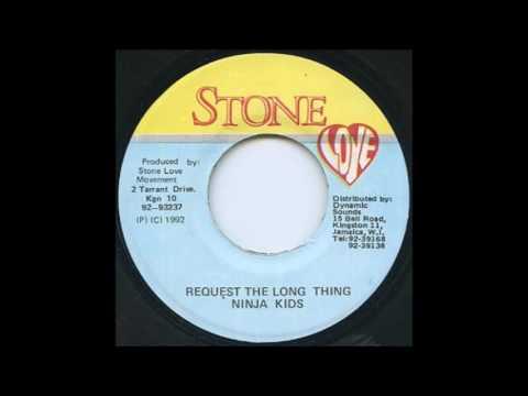 Punanny Riddim Mix ˜…1992˜… Ninja KidPowermanRicky General+more (Stone Love) Mix By Djeasy