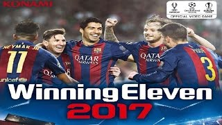 PSX-PSP Winning Eleven 2017