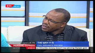 Morning Express: The Way It Is part 2