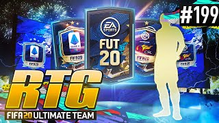 INSANE GUARANTEED TOTSSF PACKS! - #FIFA20 Road to Glory! #199! Ultimate Team