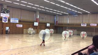 preview picture of video 'Bumper Balls - Sportovní hala Kladno 2014 (FULL HD - 60FPS)'