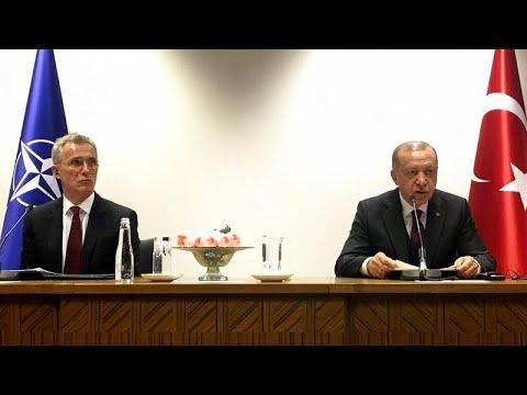 Επικοινωνία Στόλτεντμπεργκ – Ερντογάν για την ανατολική Μεσόγειο…