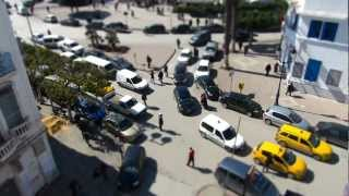 preview picture of video 'Lapse time Sousse Centre Ville (beb b7ar) by mmgizzle'