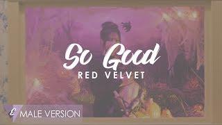 MALE VERSION | Red Velvet - So Good
