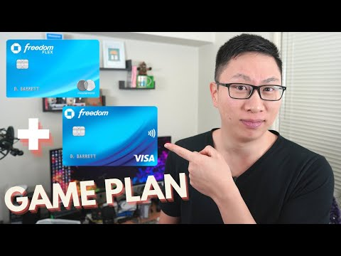 Chase Freedom Flex vs Freedom Game Plan + FAQ