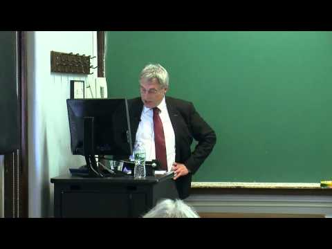 """Latin: Story of a World Language"" Lecture by Prof. Jürgen Leonhardt"
