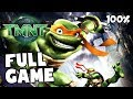 Tmnt 2007 Movie Game Full Game 100 Longplay x360 Pc Ps2