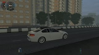 City Car Driving 1.3.1 BMW M3 E92 [1080p]