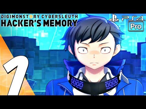 Digimon Story Cyber Sleuth Hackers Memory Walkthrough by