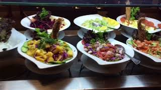 Dreams Beach. 5*. Завтрак, обед и ужин по системе всё включено в отеле. Египет. Шарм Эль Шейх.