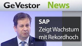 SAP: Ein Unternehmen gibt sich stark – trotz Umbau und Führungswechsel