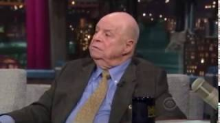 Don Rickles Letterman 2011
