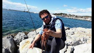 Снасти для ловли осьминогов