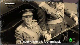 Así es 'Lil' Frank is in da House', el 'facha-rap' de Franco