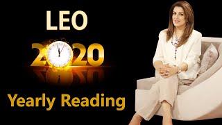 YEARLY HOROSCOPE 2020, LEO YEARLY FORECAST, LEO YEARLY READING, LEO 2020 YEARLY READING