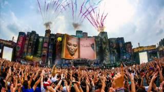 Pendulum Vs Dimitri Vegas&Like Mike Vs Sander Van Doorn  - Project T (Kim Adam Tomorrowland Intro)