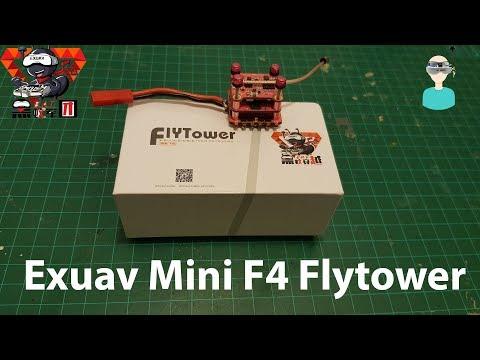 exuav-mini-f4-flytower-omnibus-f4-aio-osd-flight-controller