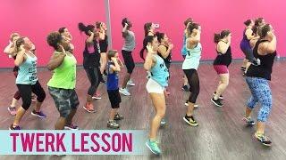 DJ Battle ft. Lexy Panterra - Twerk Lesson (Dance Fitness with Jessica)