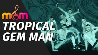 preview picture of video 'Animazione Tropical Gem Man - Eleven Black'