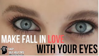 👀 Make Someone Fall In Love With Eye Contact : (MUST SEE) 6 Mistake During Eye Contact