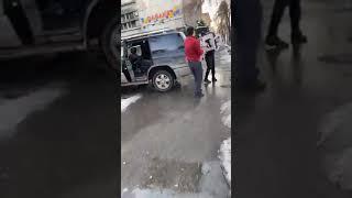 Назарбаев Полициясы Жанбол Рахматулланы ұстамақ болды!
